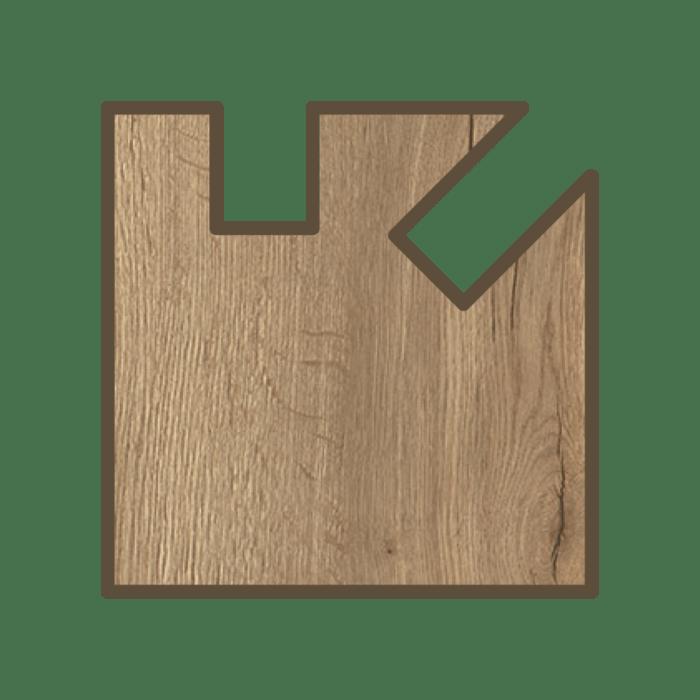 Angle Kubavin rangement de cave à vin